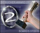 Besucher-Award 2ter Platz